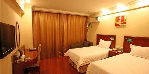 Забронировать Green Tree Inn Qinghuangdao Sun City Hotel