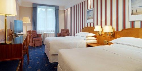 Забронировать Sheraton Salzburg Hotel