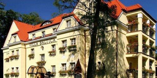 Забронировать Hotel Villa Baltica