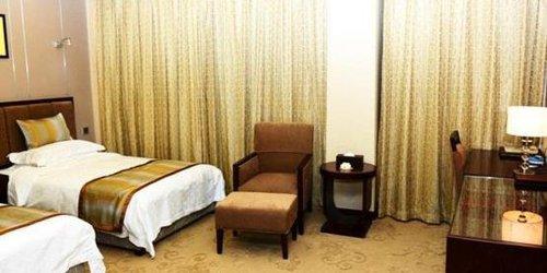 Забронировать Baiyin Jinyuan Hotel - Baiyin