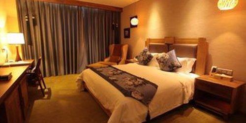 Забронировать Chengdu Huanhua Hongtai Hotel