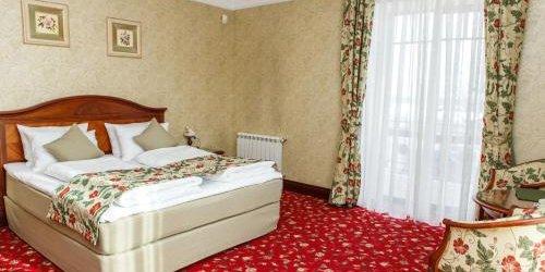 Забронировать Park Hotel Voznesenskaya Sloboda