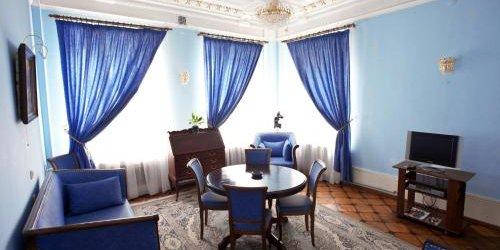 Забронировать Sergievskaya Hotel