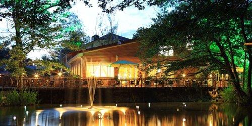 Забронировать Ozero Divnoe Eco Hotel