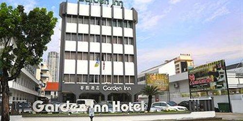 Забронировать Garden Inn Hotel