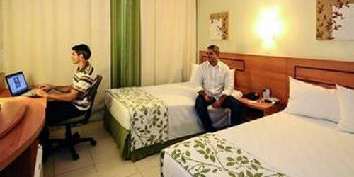 Забронировать Comfort Hotel Manaus