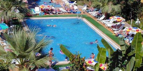Забронировать Club Palm Garden Keskin Hotel