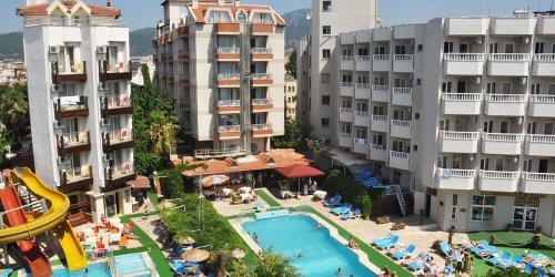 Забронировать Aegean Park Hotel