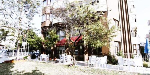 Забронировать Grand Hotel Kurdoglu