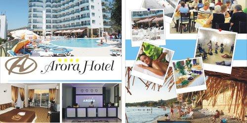 Забронировать Arora Hotel