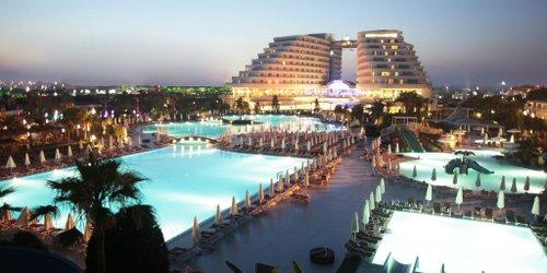 Забронировать Miracle Resort Hotel
