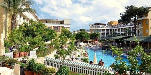 Забронировать Novia Gelidonya Hotel