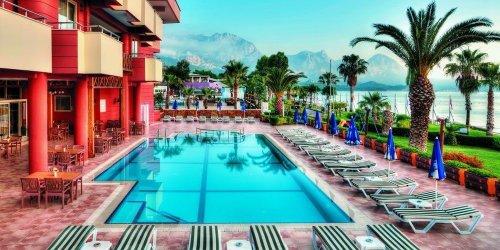Забронировать Valeri Beach Hotel