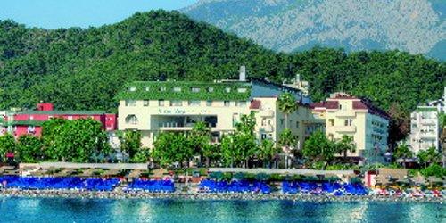 Забронировать L'ancora Beach Hotel