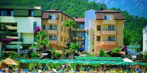 Забронировать Dragos Beach Hotel