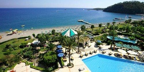 Забронировать Kilikya Resort Camyuva (former Elize Beach Resort)