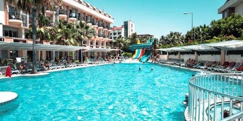 Забронировать Camyuva Beach Hotel