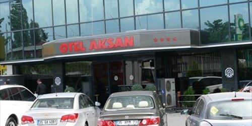 Забронировать Aksan Hotel