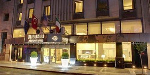 Забронировать Susuzlu Atlantis Hotel