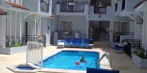Забронировать Sanezen Apart Hotel