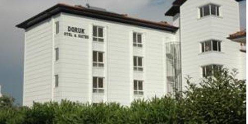 Забронировать Doruk Hotel & Apart