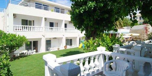 Забронировать Hotel Doğa Garden
