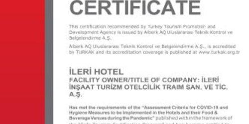 Забронировать İleri Hotel & Apartments