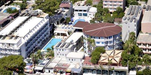 Забронировать Marinem Diana Hotel