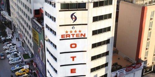 Забронировать Adana Erten Hotel