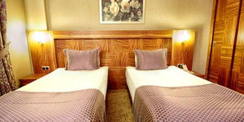 Забронировать Adana Garden Business Hotel