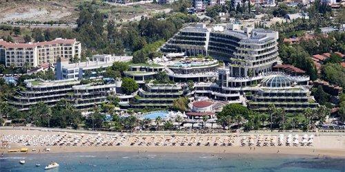 Забронировать Crystal Sunrise Queen Luxury Resort & Spa