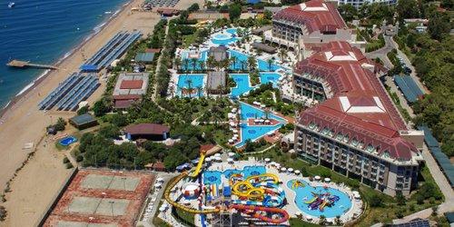 Забронировать Nashira Resort Hotel & Spa