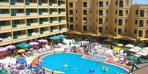 Забронировать Hotel Esra and Family Suites