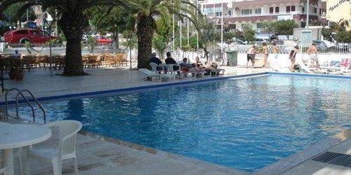 Забронировать Temple Miletos Spa Hotel