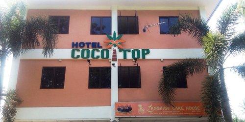 Забронировать Hotel Cocotop