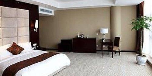 Забронировать Jinan Binfen Wuzhou Hotel