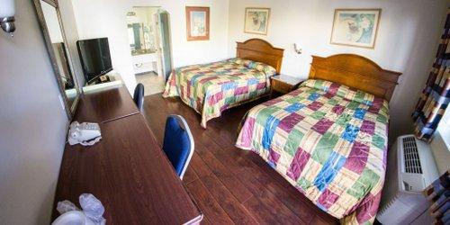 Забронировать Hollywood La Brea Inn