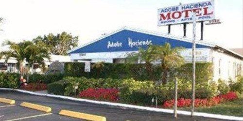 Забронировать Adobe Hacienda Motel