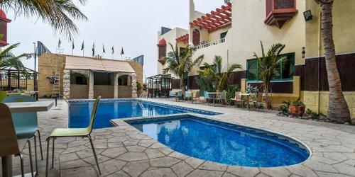 Забронировать Shatee Al Raha Hotel Apartments