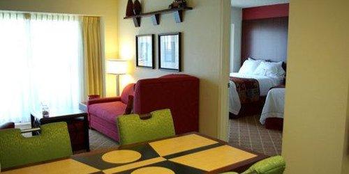 Забронировать Residence Inn Seattle Downtown / Lake Union