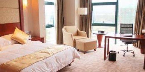 Забронировать Huangshan Fujian International Hotel