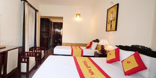 Забронировать Thanh Noi Hotel