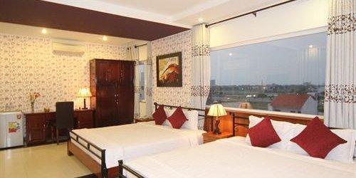 Забронировать Omega Da Nang Beach Hotel