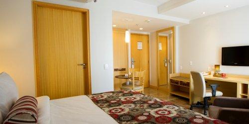 Забронировать Allia Gran Hotel Brasília Suites