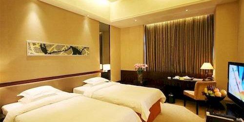 Забронировать Luxemon Xinjiang Yindu Hotel