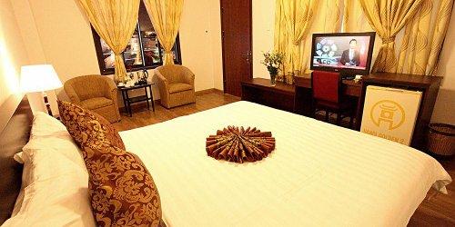 Забронировать Hanoi Golden Hotel
