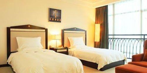 Забронировать New Zhong Yuan Hotel