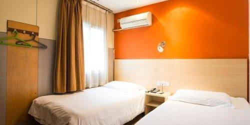 Забронировать Motel 168 Shanghai Stadium Xujiahui Tianyaoqiao Road Branch