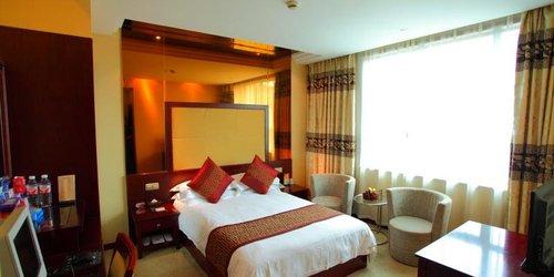 Забронировать Hangzhou Jiading International Hotel