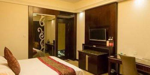 Забронировать Wenzhou Yongqiang Yuntianlou Hotel